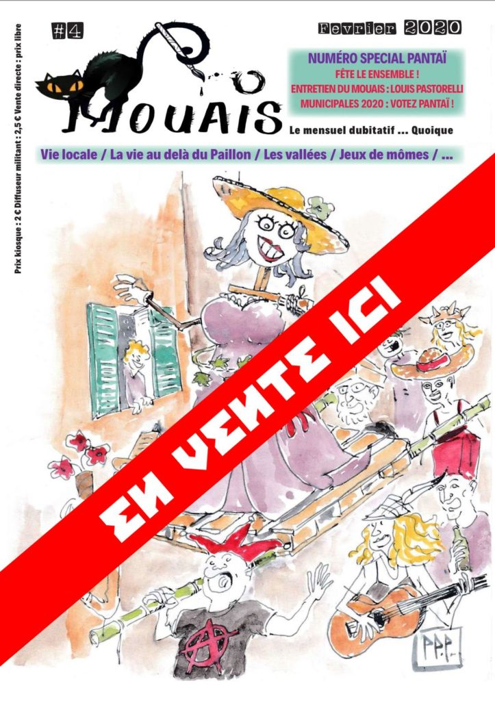 Mouais Nice Alternatif Journal